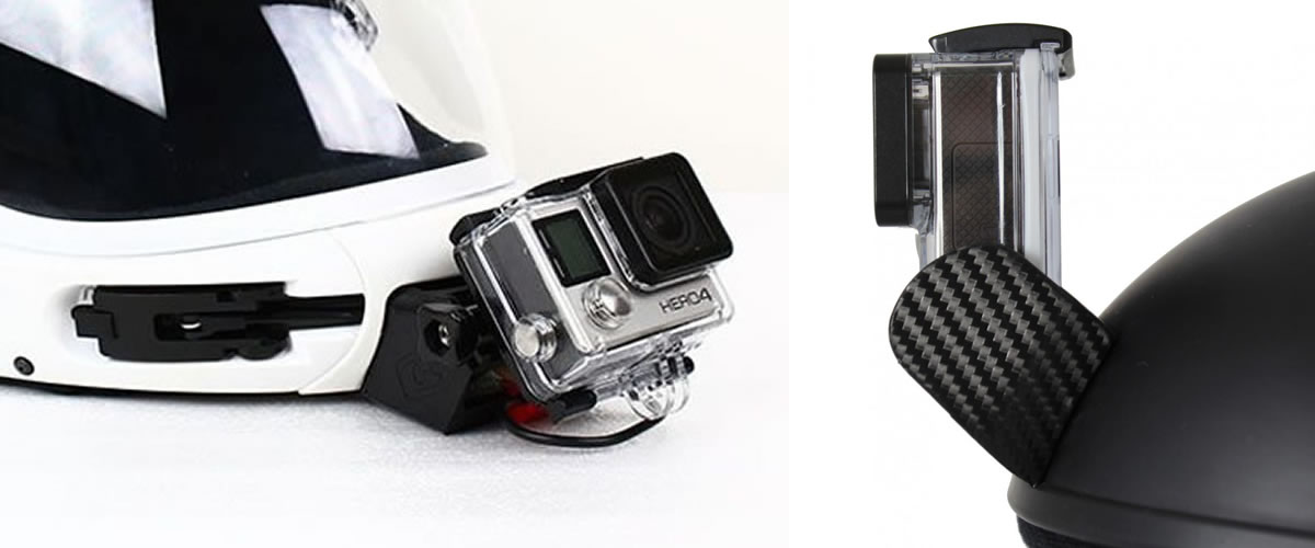 Helmet Camera Mounts