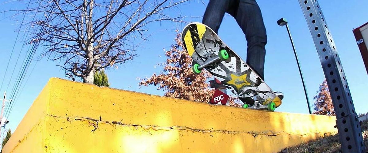 Broke Skater