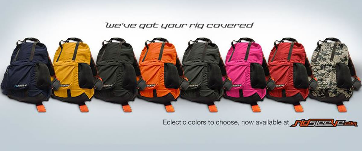 Rig Bags and Backpacks