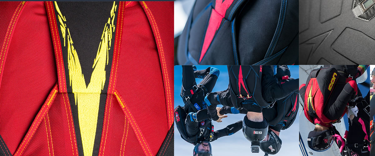 Complete Skydiving Rig Packages from ChutingStar Skydiving