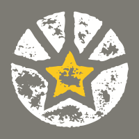 ChutingStar Original Star Logo Patch