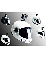 GrellFAB GFX All GoPro Top Helmet Mount