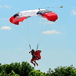 Pilot7 Main Parachute Canopy
