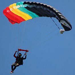 Pilot Main Parachute Canopy