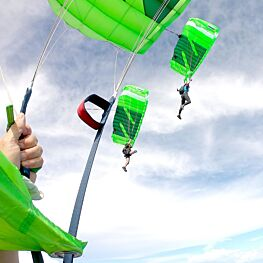 Zulu-X Main Parachute Canopy