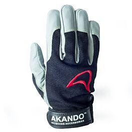 Akando Black Ultimate Skydiving Gloves