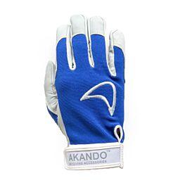 Akando Blue Ultimate Skydiving Gloves