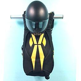 Aluminum Personal Rig & Helmet Wall Rack