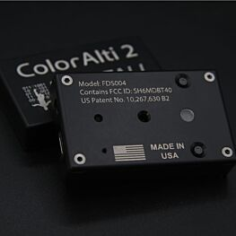 ColorAlti 2 LED Audible Skydiving Altimeter