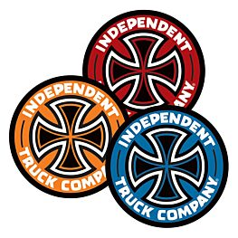 Independent Truck Company Colored Sticker