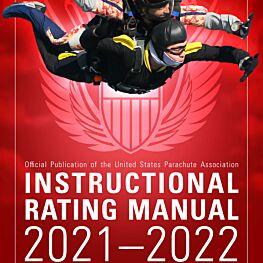 USPA 2021-2022 Instructional Rating Manual