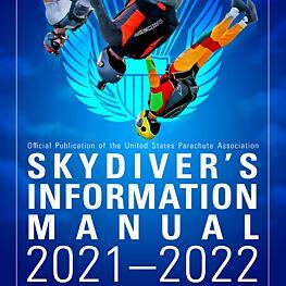 USPA 2021-2022 Skydiver's Information Manual