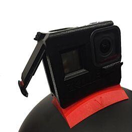 Zkulls GoPro HERO8 Low Profile Slider Helmet Mount