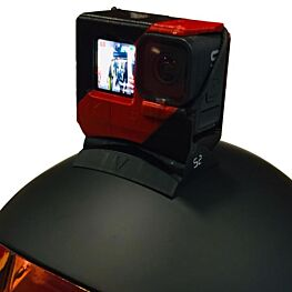 Zkulls GoPro HERO9 Low Profile Slider Helmet Mount