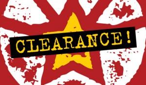 Clearance Deals at ChutingStar.com!