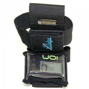 Wedge Mudflap Altimeter Mount with Ion Digital Altimeter!